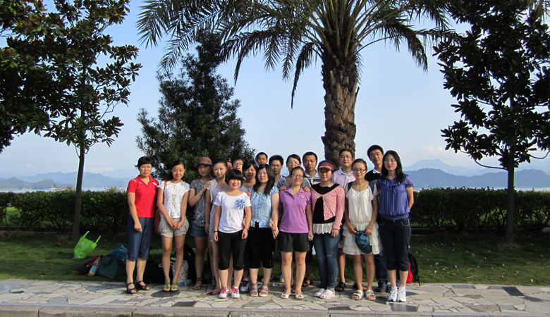 Qiandao Lake Tour Photo